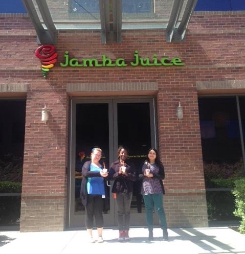 Jamba Juice Interns